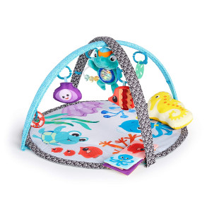 Baby Einsten - Salteluta de activitati Sea Friends