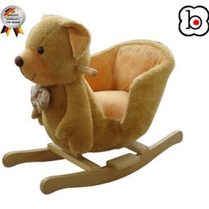 BabyGo - Balansoar cu sunete Ursuletul Cel Cuminte
