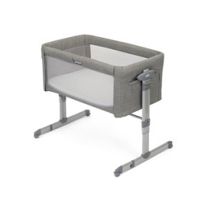 Joie - Patut Pliant 2 in 1 Roomie Glide Foggy Gray