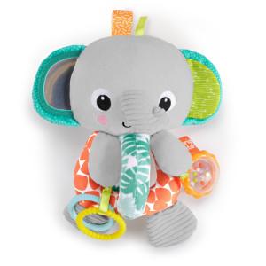 Bright Starts - Jucarie Imbratiseaza Elefantul