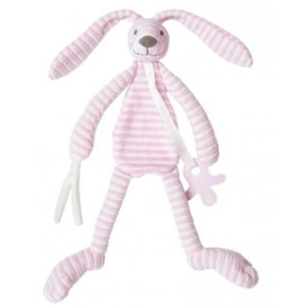 Happy Horse - Jucarie de plus Iepurasul Reece Pink Tuttle, 30 cm