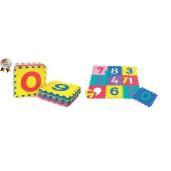 BabyGo - Salteluta de joaca cu cifre Puzzle 10 piese