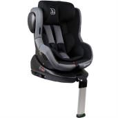 BabyGo – Scaun auto ISO Rotativ 360° - Negru