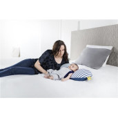 Babymoov - Husa pentru perna multifunctionala 3 in 1 Mum & B Navy