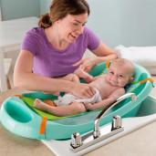 Summer Infant - Cadita cu suport integrat My Fun Tub
