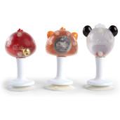 Baby Einstein - Set 3 jucarii multisenzoriale in forma de animalute