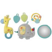 Bright Starts - Salteluta de activitati Imbratiseaza Elefantul!