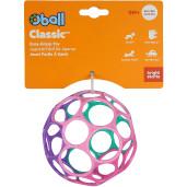 Bright Starts - Minge Oball Classic Easy-Grasp - Roz/Purpuriu