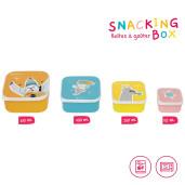 Badabulle - Set cutii depozitare alimente