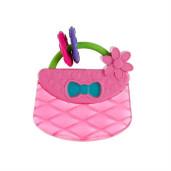Bright Starts - Posetuta Pretty In Pink Carry & Teethe Purse