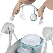 Ingenuity - Leagan portabil Swingity Swing, Goji