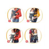 Joie - Sistem ergonomic Savvy, Butterscotch