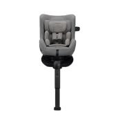 Nuna - Set Scaun auto rotativ i-Size TODL next Frost, 40-105 cm + Baza isofix BASE next i-Size pentru TODL next