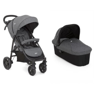 Joie - Carucior Multifunctional 2 in 1 Litetrax 4 Chromium