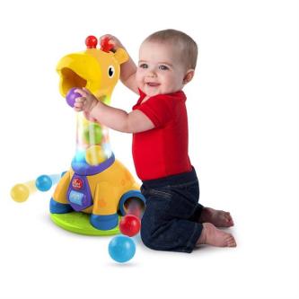 Bright Starts - Girafa Spin & Giggle™