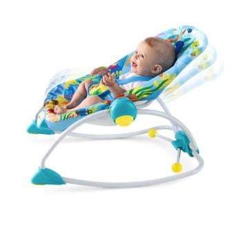 Baby Einstein - Balansoar cu vibratii Ocean Adventure Rocker