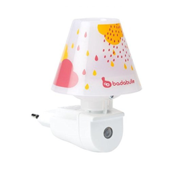 Badabulle - Lampa automata Night Shade Roz