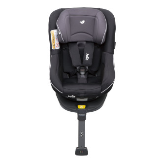 Joie – Scaun auto Rotativ cu Isofix Spin 360° Two Tone Black, 0-18 kg