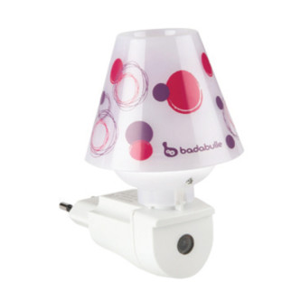Badabulle - Lampa automata Night Shade Plum