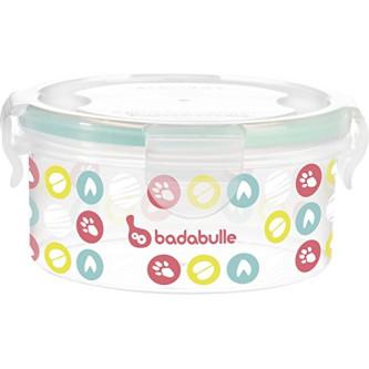 Badabulle - Set 3 boluri ermetice pentru pastrarea hranei