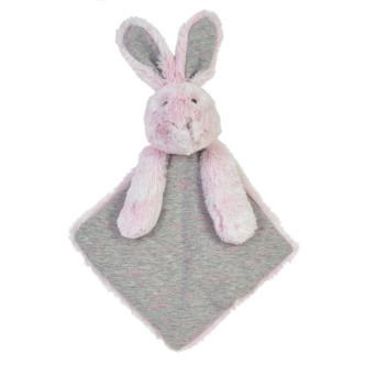 Happy Horse - Jucarie de plus Iepurasul Rivoli Pink Tuttle, 27 cm
