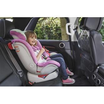 Apramo – Protectie transparenta pentru scaunul auto