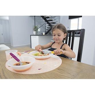 Babymoov– Bol anti-alunecare Peach