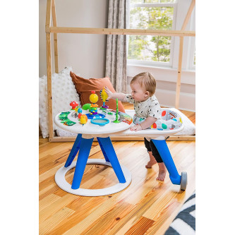 Baby Einstein - Centru de activitati 4 in 1 Around We Grow