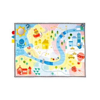 Baby Einstein - Salteluta Plush Busy Mat