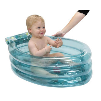 Babymoov - Cadita Gonflabila Evolutiva 2 In 1 Aqua