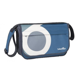 Babymoov - Geanta Multifunctionala Messenger Bag Petrole