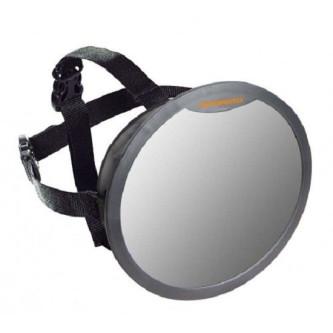 Apramo - Oglinda cu lumini Iris Baby Mirror Deluxe Black