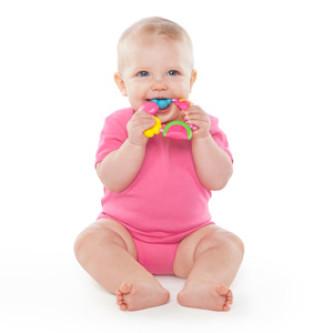 Bright Starts - Jucarie Pentru Dentitie Buggie Bites