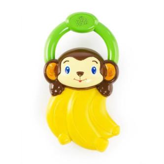 Bright Starts - Jucarie cu vibratii Fructul cel urias - Banana