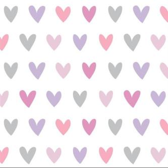 Swaddle Me - Sistem de infasare I heart you, 0-3 luni