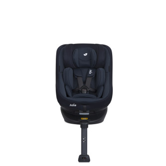 Joie – Scaun auto Rotativ cu Isofix Spin 360° Deep Sea, 0-18 kg