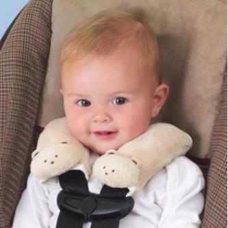 Summer Infant - Protectii pentru centuri si cap Cushystraps